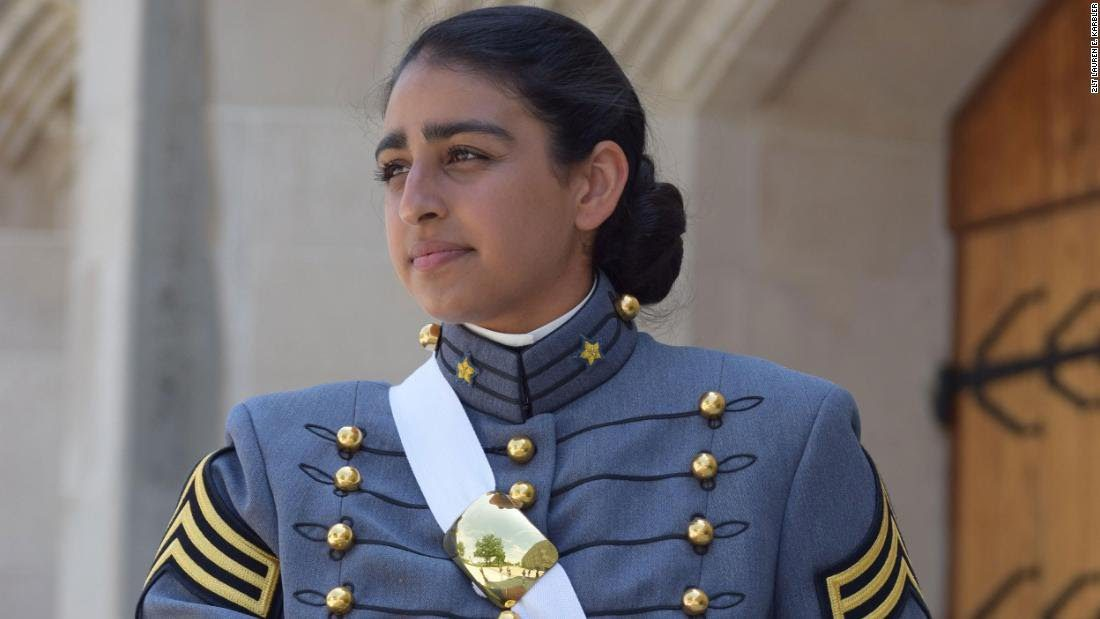 Anmol Narang; Photo courtesy of the US Military Academy at West Point